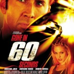 Gone in Sixty Seconds Movie Font