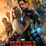 Iron Man 3 Movie Font