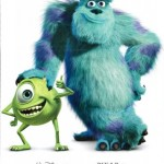 Monsters, Inc Movie Font