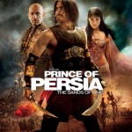 Prince of Persia: The Sands of Time Movie Font
