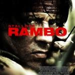 Rambo Movie Font