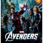 The Avengers Movie Font