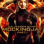 The Hunger Games: Mockingjay Part I Movie Font
