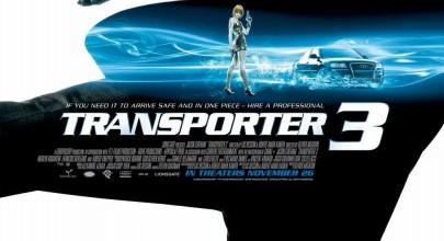 Transporter 3 Movie Font