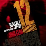 12 Rounds Movie Font