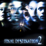 Final Destination 2 Movie Font