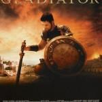 Gladiator Movie Font