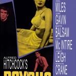 Psycho Movie Font