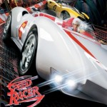 Speed Racer Movie Font