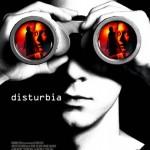 Disturbia Movie Font