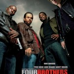 Four Brothers Movie Font