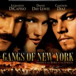 Gangs of New York Movie Font