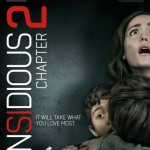 Insidious: Chapter 2 Movie Font