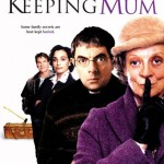 Keeping Mum Movie Font