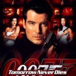 Tomorrow Never Dies Movie Font