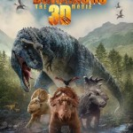 Walking with Dinosaurs 3D Movie Font