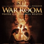 War Room Movie Font