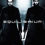 Equilibrium Movie Font