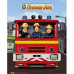 Fireman Sam Movie Font