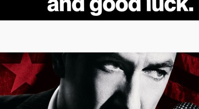 Good Night, and Good Luck. Movie Font