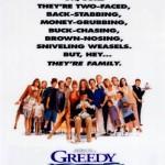 Greedy Movie Font