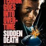 Sudden Death Movie Font