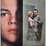 This Boy's Life Movie Font