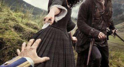 Outlander Movie Font