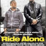 Ride Along Movie Font
