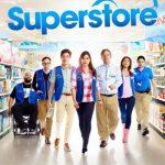 Superstore Movie Font
