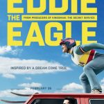 Eddie the Eagle Movie Font