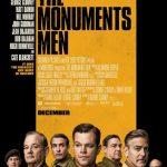 The Monuments Men Movie Font