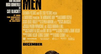 The Monuments Men Movie Font