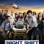 The Night Shift Movie Font