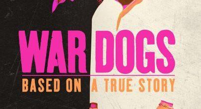 War Dogs Movie Font