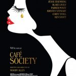 Cafe Society Movie Font