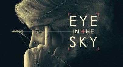 Eye in the Sky Movie Font