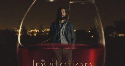 The Invitation Movie Font
