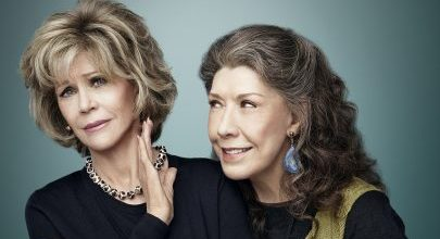 Grace and Frankie Movie Font