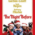 The Night Before Movie Font