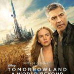 Tomorrowland Movie Font
