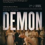 Demon Movie Font