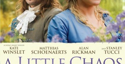 A Little Chaos Movie Font