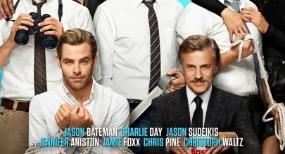Horrible Bosses 2 Movie Font