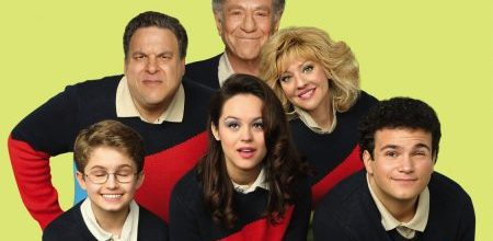 The Goldbergs Movie Font