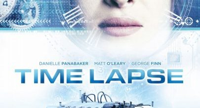 Time Lapse Movie Font