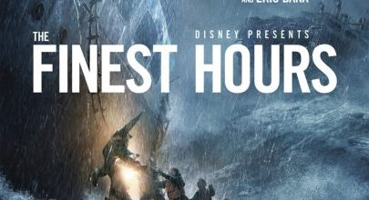 The finest hours Movie Font
