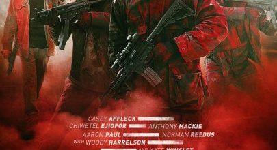 Triple 9 Movie Font