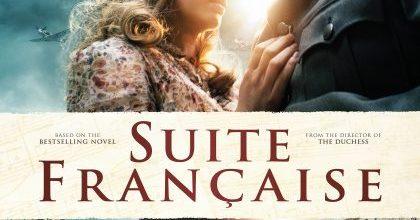 Suite Francaise Movie Font